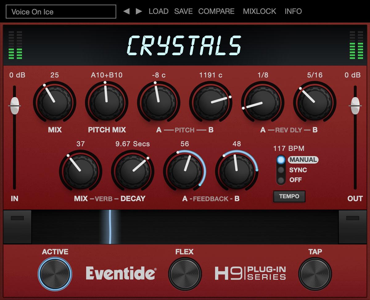 Crystals GUI