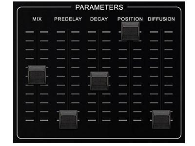 Eventide SP2016 Parameters