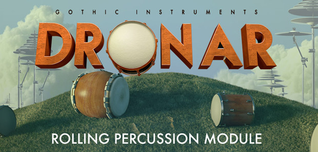 Rolling Percussion Header