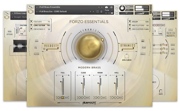 Forzo Essentials GUI
