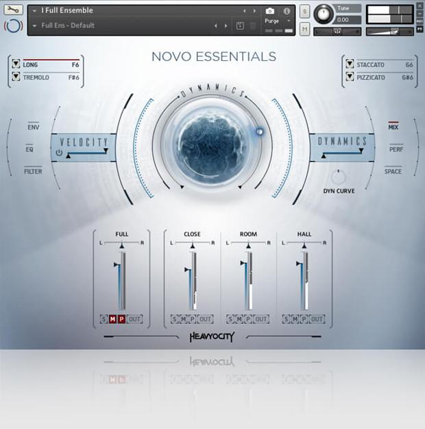 Novo Essentials GUI