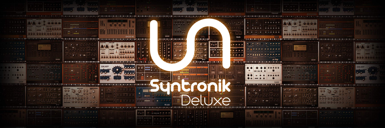 Syntronik Deluxe Header