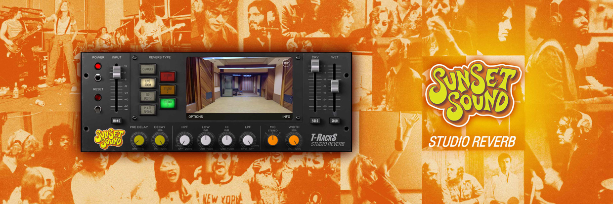 Sunset Sound Reverb Header
