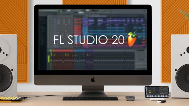 FL Studio 20 Studio Desk