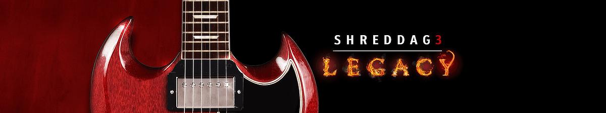 Shreddage III Header