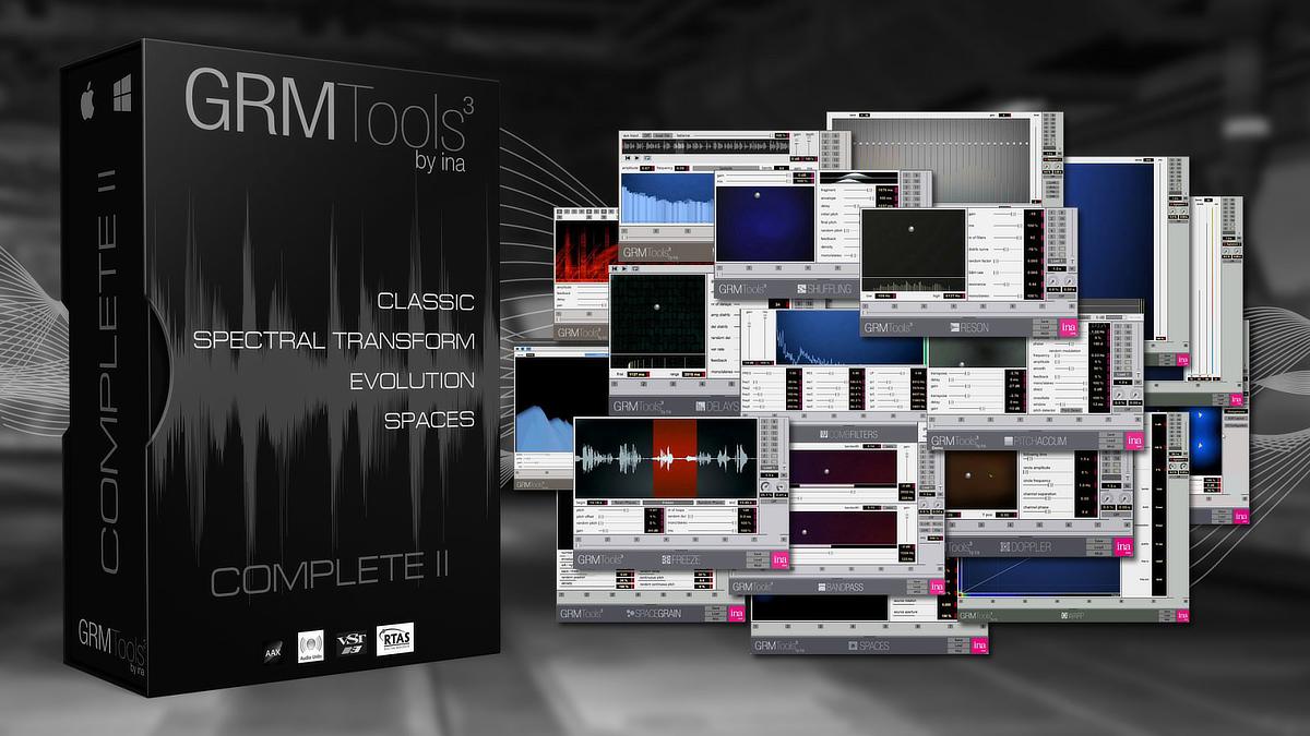 GRM Tools Complete II Banner