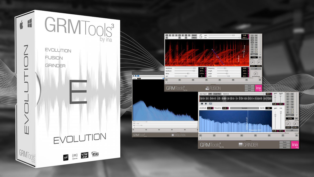 GRM Tools Evolution Banner