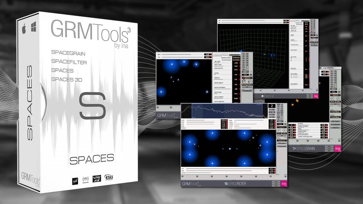 GRM Tools Spaces Banner