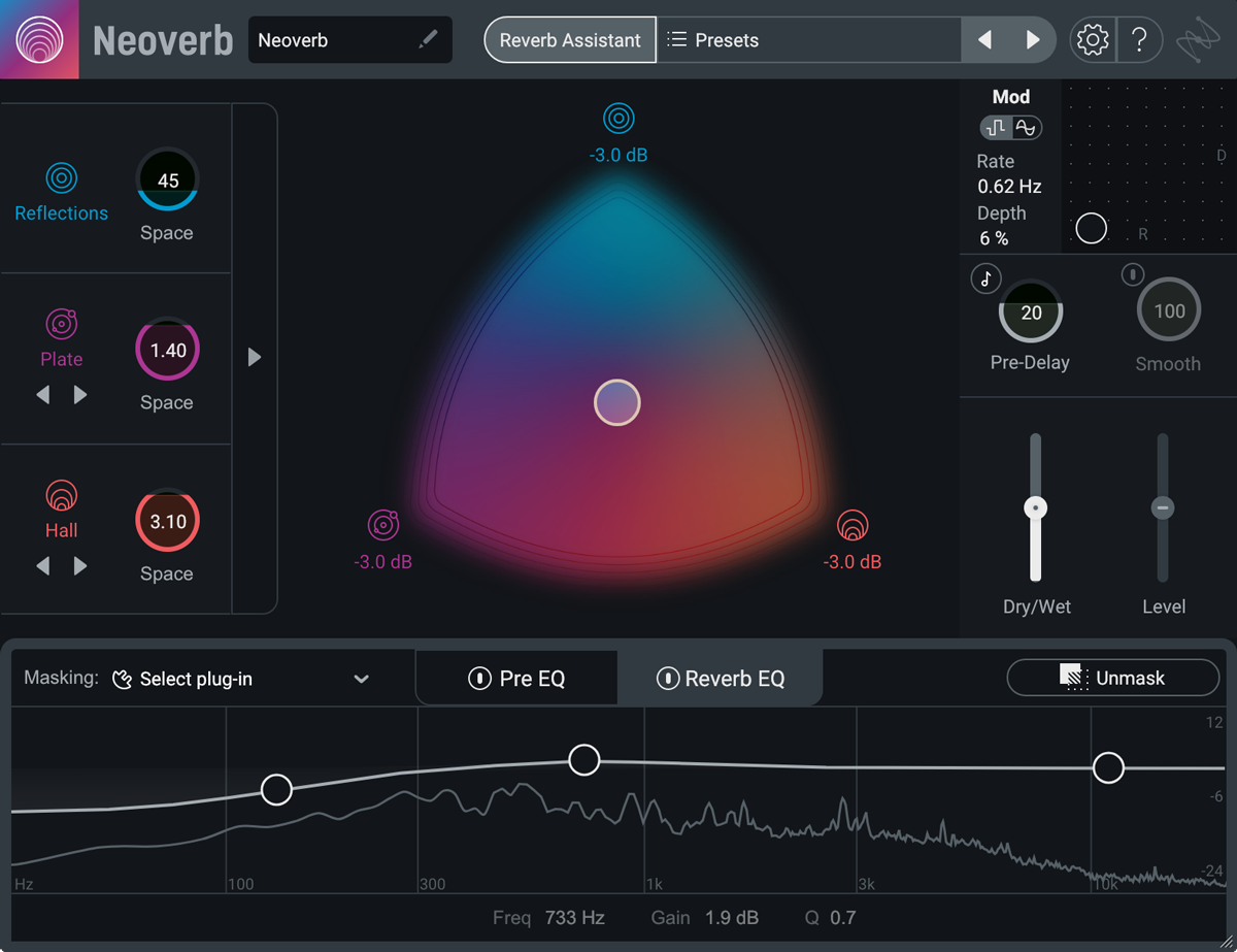 Neoverb GUI