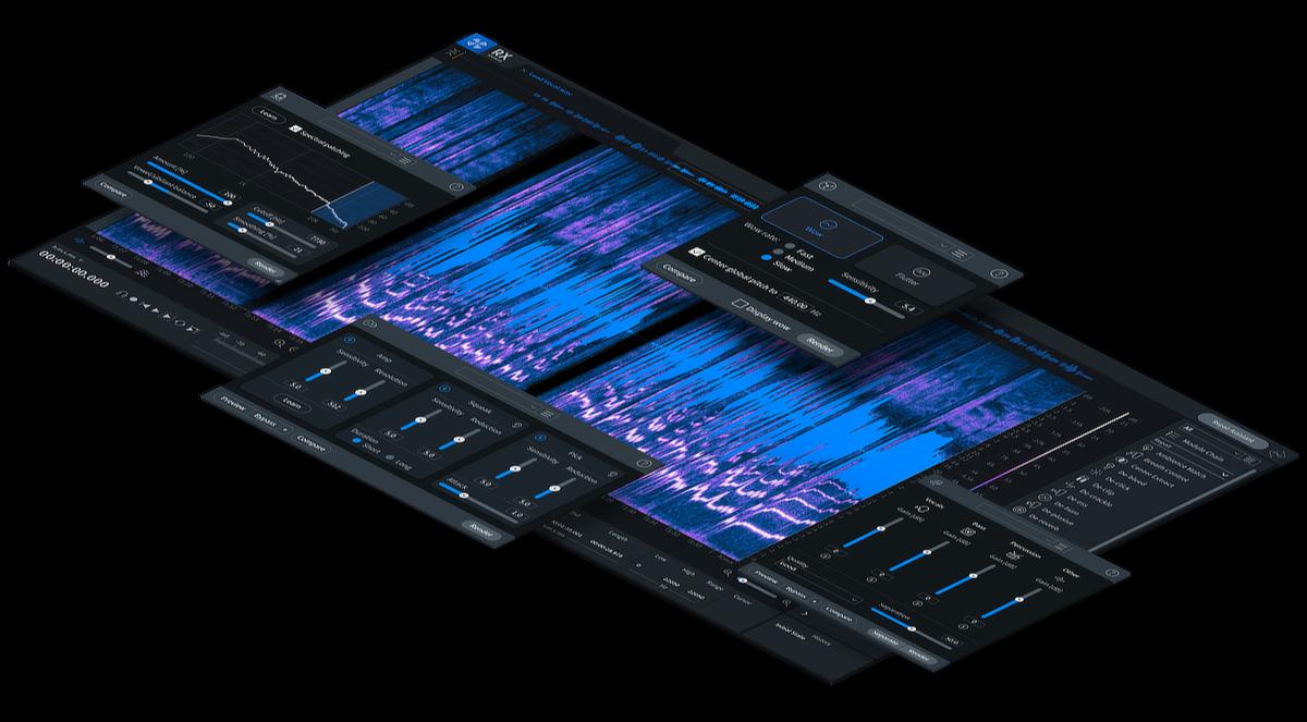 RX 8 Standard GUI