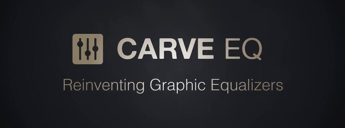 Carve EQ Banner