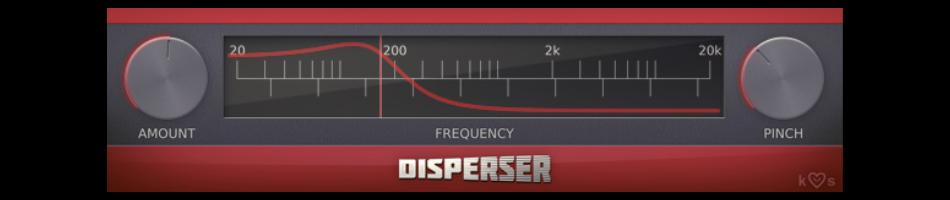 Disperser GUI