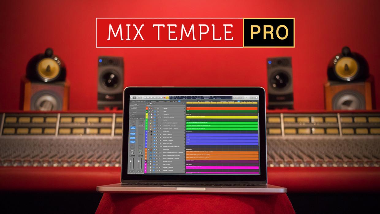 Mix Temple Pro Header