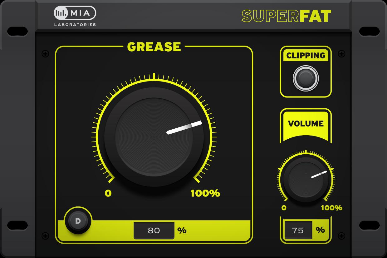 Super Fat GUI Screen