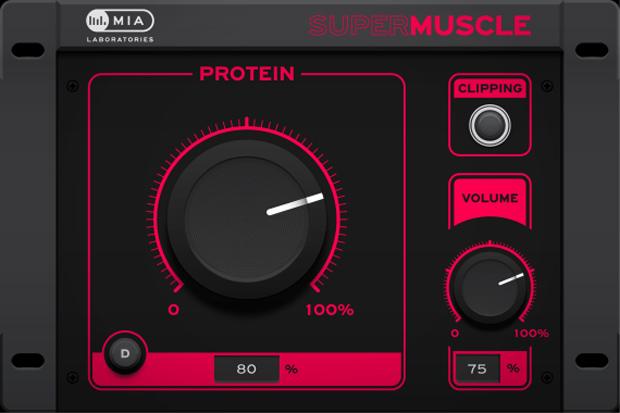 Super Muscle GUI