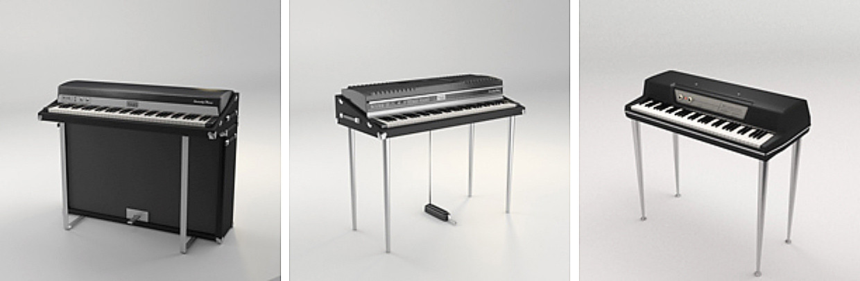 Pianoteq Electric Banner