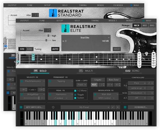 RealStrat 5 GUI Screen