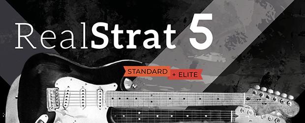 RealStrat 5 Header