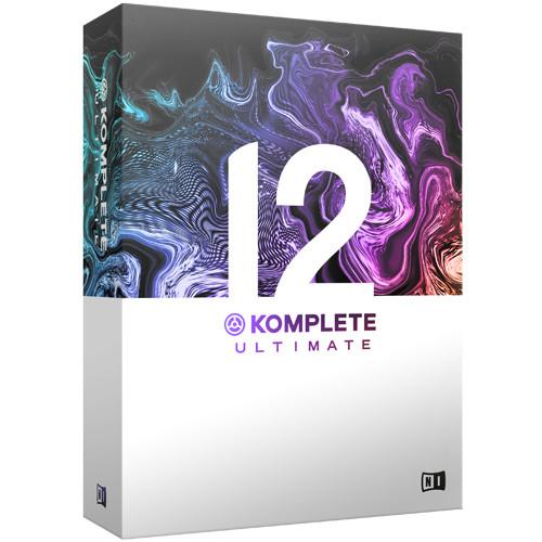 Komplete 12 Ultimate Boxshot