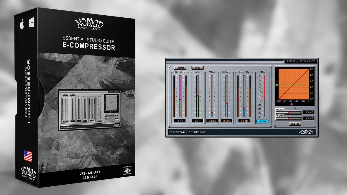 E-Compressor Banner