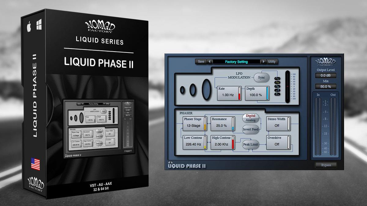 Liquid Phase II Banner