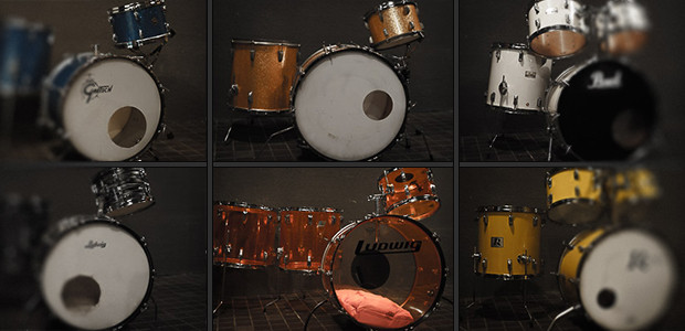 Drum Tree Kits Banner
