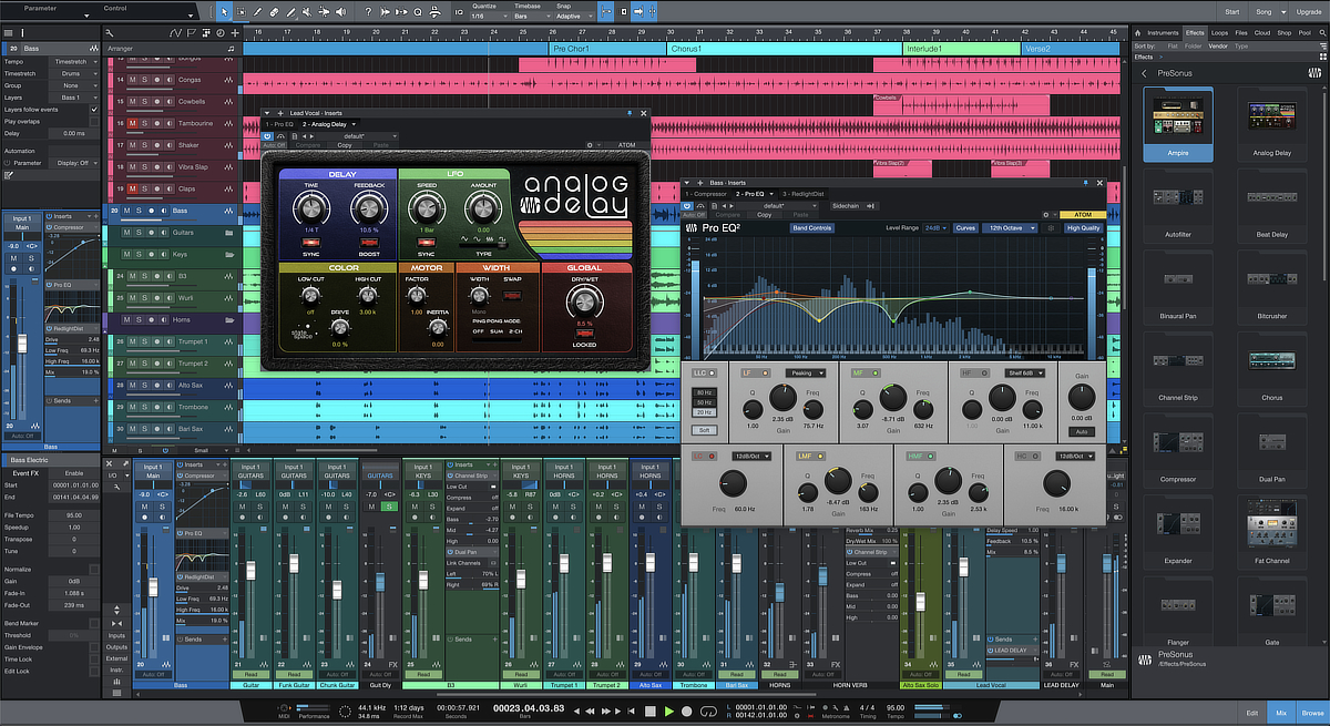 Studio One 5 Artist Mixing