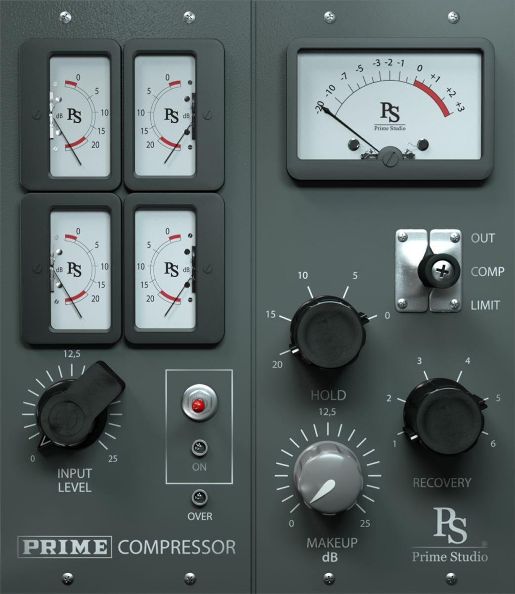 PrimeCompressor GUI