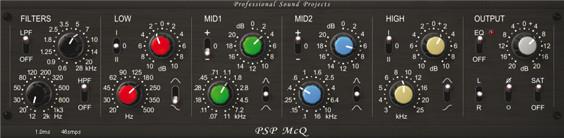 PSPMcQ GUI