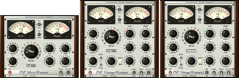 VintageWarmer2 GUI