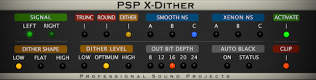 XDither GUI
