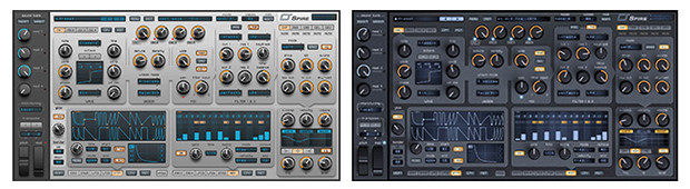 Reveal Sound Spire GUIs