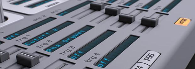 Reveal Sound Spire gui element