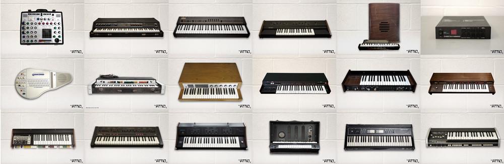 The Attic 2 Instruments