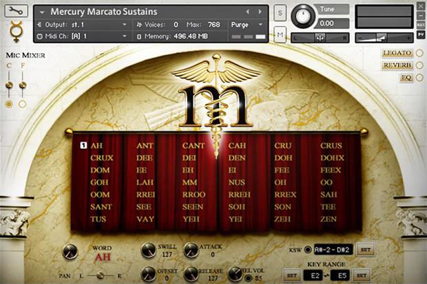 Mercury BoysChoir GUI 2