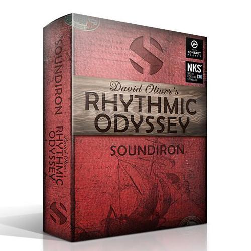 Rhythmic Odessey Packshot