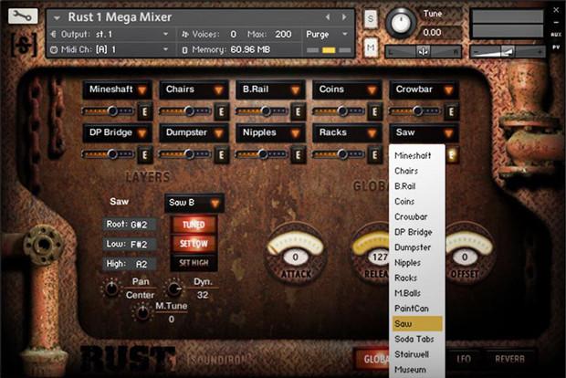 Rust 1 GUI