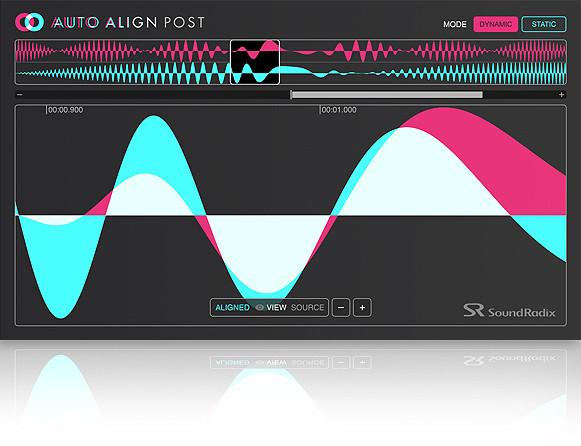 Auto Align Post GUI Screen