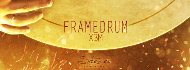 Frame Drum Header