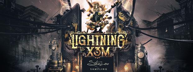 Lightning X3m Header