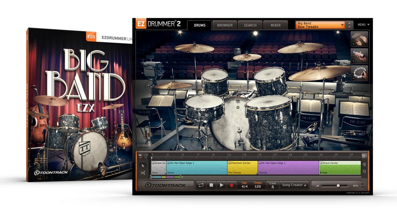 Big Band EZX Box and Screen