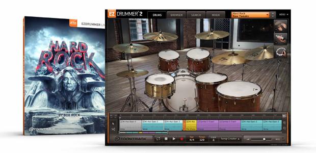 EZX Hard Rock Box and GUI Screen