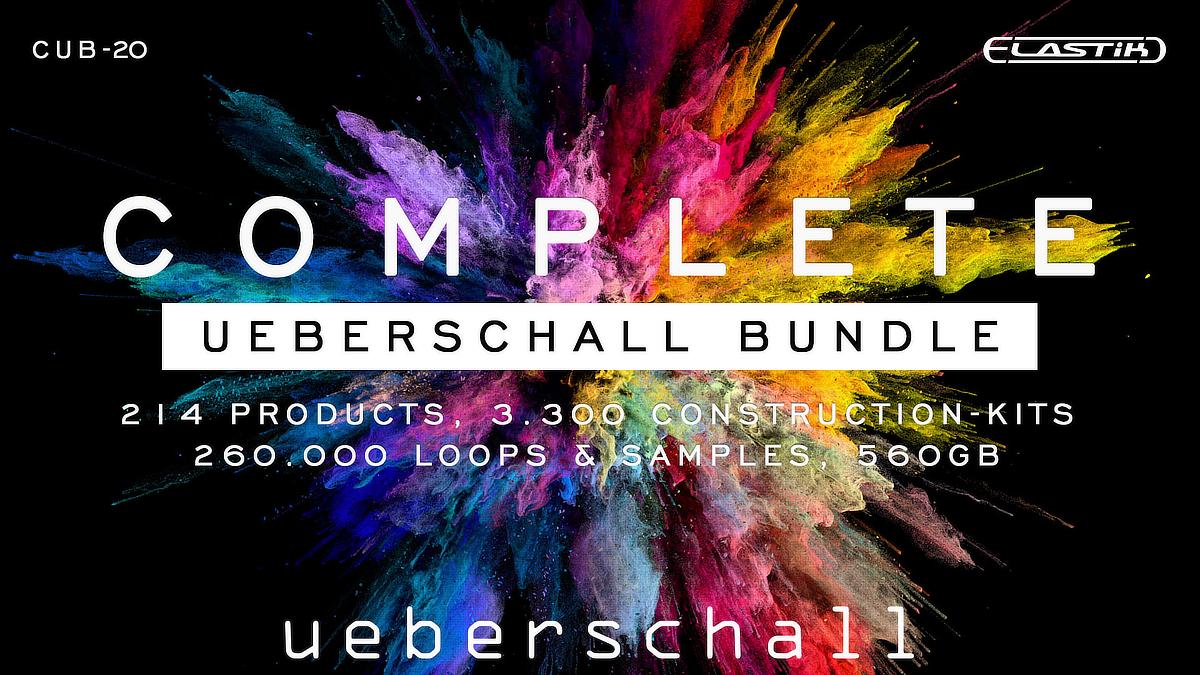 Complete Ueberschall Bundle