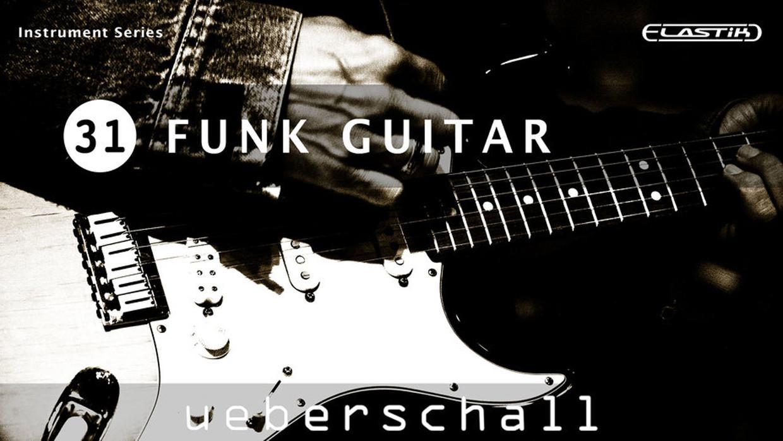 Funk Guitar Header