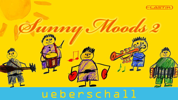 Sunny Moods 2 Header