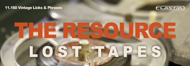 The Resource Lost Tapes Header