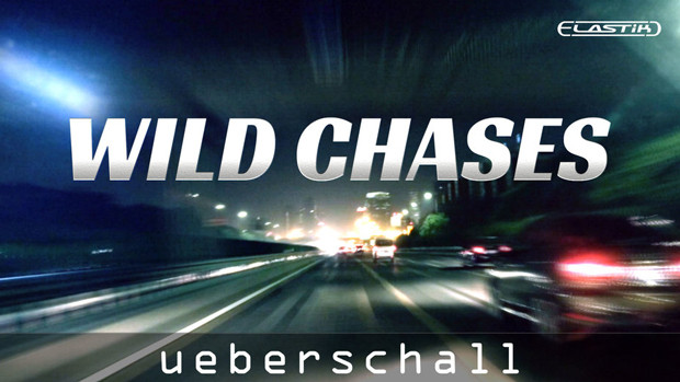 Wild Chases Header