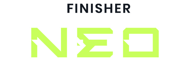 Finisher NEO Header