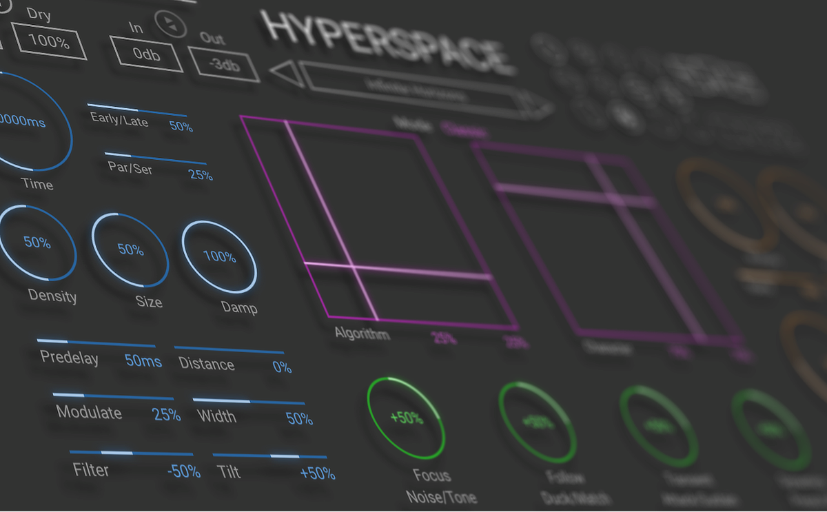 Hyperspace Banner