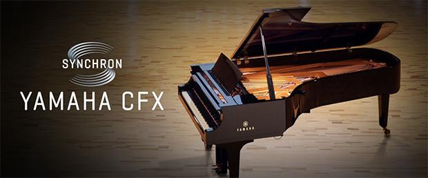 Yamaha CFX header